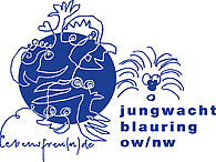 Logo Jungwacht Blauring OW/NW